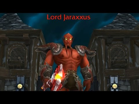 The Story of Lord Jaraxxus