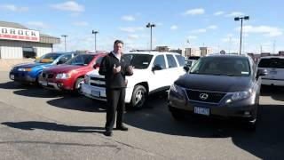 Bedrock Motors SUV & Crossover Sale in Rogers, Blaine, Minneapolis, St Paul, MN