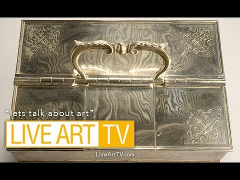 Auction Show (2) by Catherine Burns | Live Art TV |