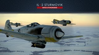 "IL-2 Battle Of Moscow, Fw 190 A-3: ""I./JG 51 Over The Rzhev Salient"" Campaign - Mission 7"