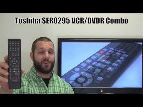 TOSHIBA SER0295 DVD Recorder (DVDR) Remote Control