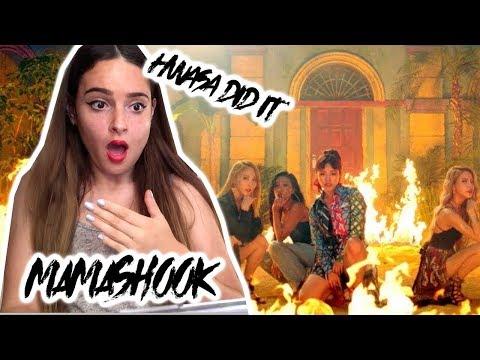 Mamamoo (마마무) - Egotistic (Reaction Video) - Videos & MP3