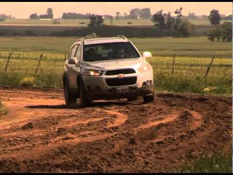 Chevrolet Captiva 2.2 TD LTZ AWD  - Test - Matías Antico (Parte 1/2)