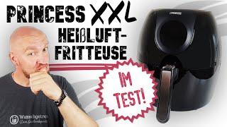 Princess XXL Heißluftfritteuse Test ►Günstig & gut? ✅ Wir finden es raus! | Wunschgetreu