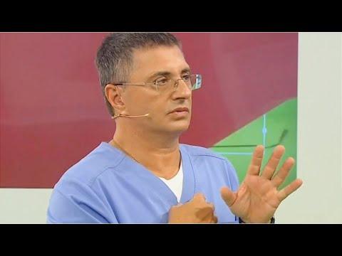 Боль в горле, температура: опасные осложнения | Доктор Мясников