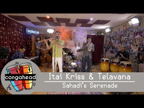 Itai Kriss & Telavana performs Sahadi's Serenade online metal music video by ITAI KRISS