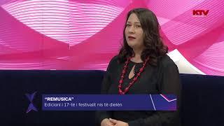 Donika Rudi – ReMusica nis te dielen 23 05 2018
