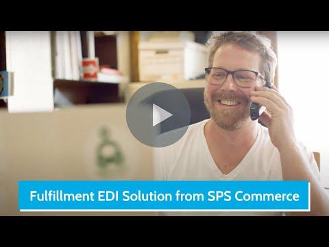 Fulfillment EDI Solution from SPS Commerce