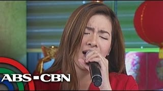 UKG: Angeline sings 'Legal Wife' theme song on 'UKG'