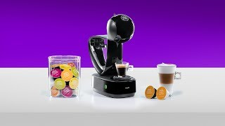 Set up your NESCAFÉ® Dolce Gusto® Infinissima coffee machine by Krups®