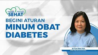 Aturan Minum Obat Diabetes, Apakah Perlu Diminum Setiap Hari?