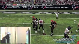 Mr Golden Sports EXPOSED!! [Madden 12 Gameplay Commentary]