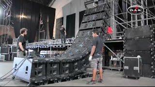Download Youtube: D.A.S. Audio / PixelVision - Alejandro Sanz, La Beriso en Rosario 2016