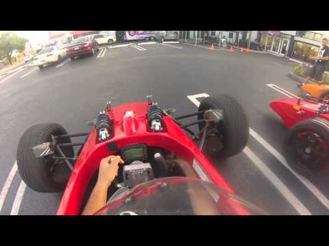 Scorpion Motorsports Cruising Miami
