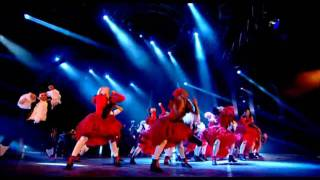 So You Think You Can Dance UK S02E06 - Top 20 Group Performance