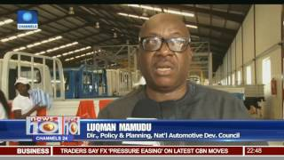 Automotive Development: Elizade Motors Opens Assembly Plant In Lagos