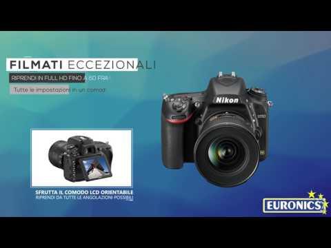 NIKOND750 + Nikkor 24-120 f4/G EDVR + Lexar SD 400x 8GBBlack