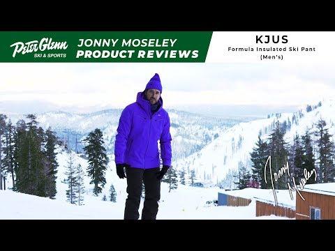 2019 KJUS Formula Insulated Ski Pant Review