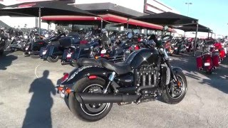 697741 - 2015 Triumph Rocket III - Used Motorcycle For Sale