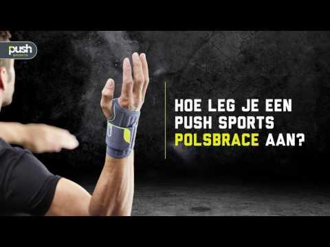 Push Sports Polsbrace