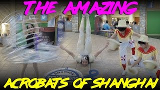 Amazing Acrobats of Shanghai - Branson Missouri - Webcam Show Video