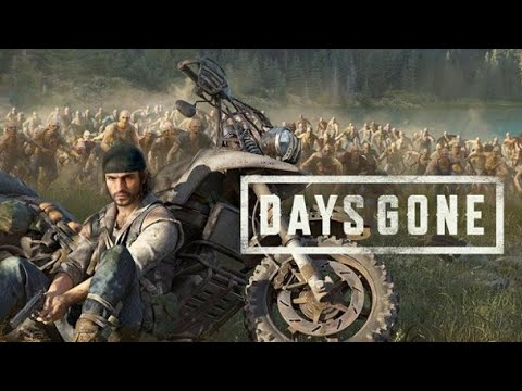 Days Gone gameplay back on the road again