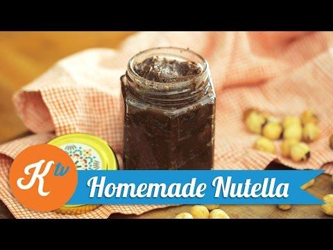 Video Resep Homemade Nutella   LINDA KURNIADI
