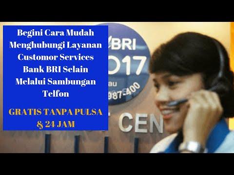 Tutorial Menghubungi Call Center BRI Melalui Facebook