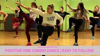 CALVIN HARRIS   GIANT | POSITIVE VIBE CARDIO DANCE | EASY TO FOLLOW