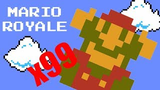 MARIO ROYALE - The FORTNITE DESTROYER!