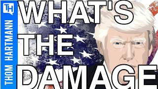 What Damage Will Trump Unleash Before November?