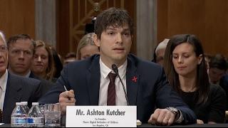 Ashton Kutcher befreite 6000 Opfer von Sexsklaverei und trug zur Verhaftung von 2000 Tätern bei!