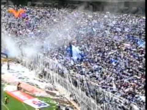 """""""Recibimiento Puebla Fc (Final Ascenso 2007)"""" Barra: Malkriados • Club: Puebla Fútbol Club"""