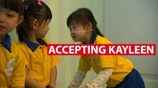 Accepting Kayleen's Down Syndrome | Talking Point | CNA Insider