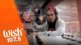 "Flict-G and Yumi perform ""Paglisan"" LIVE on Wish 107.5 Bus"