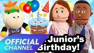SML Movie: Bowser Junior's 10th Birthday!#282