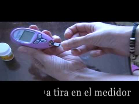 Transferir Posner sobre la diabetes