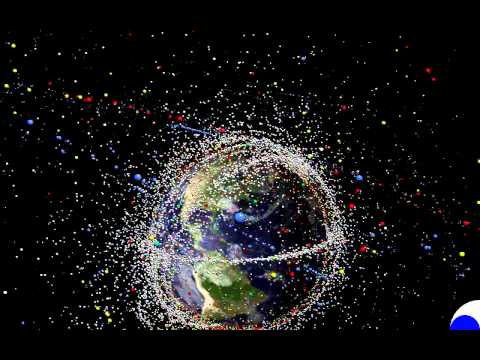 spacecraft circling earth - photo #46