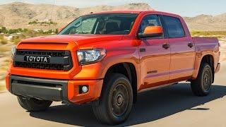 Prueba Toyota Tundra TR-D Pro