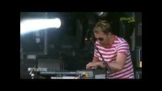 The Ting Tings - Hands LIVE @ Rock am Ring 2012