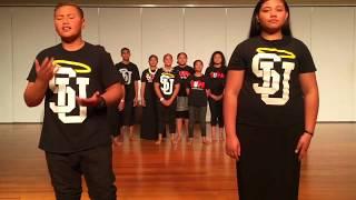 [HD] Moana Medley - SaintzUp Performing Arts Trust