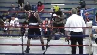 preview picture of video '2014.10.18 13 Eduardo Barr (Aleman Fresno) vs Michael Whatley (Refuse to Lose) 17-40 201'