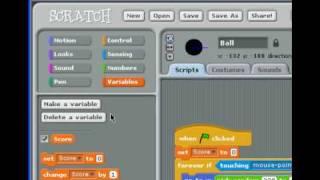 Scratch Tutorial 1