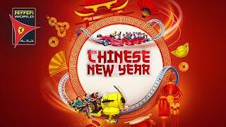 Chinese New Year at Ferrari World Abu Dhabi