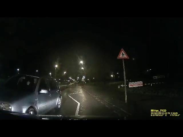 Moeilijk hè, verkeersregels..