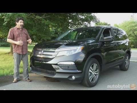 2016 Honda Pilot EX-L Video Review