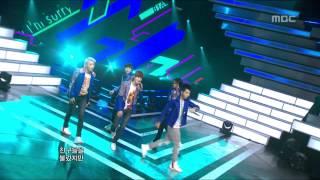 B1A4 - Baby I'm Sorry, 비원에이포 - 베이비 아임 쏘리, Music Core 20120331