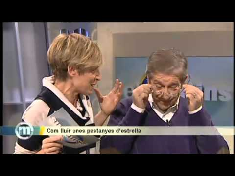 "Mírame in ""Els Matins"" of TV3 on 16-1-13 (Part 2)"