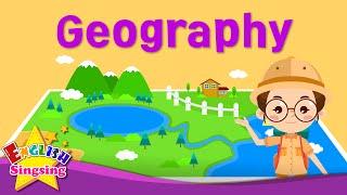 Kids từ vựng - Địa lý - Thiên nhiên - Tìm hiểu tiếng Anh cho trẻ em
