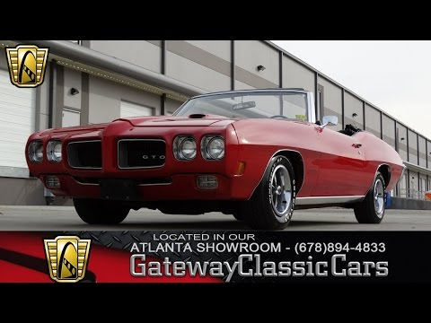 Video of '70 GTO - KF5T